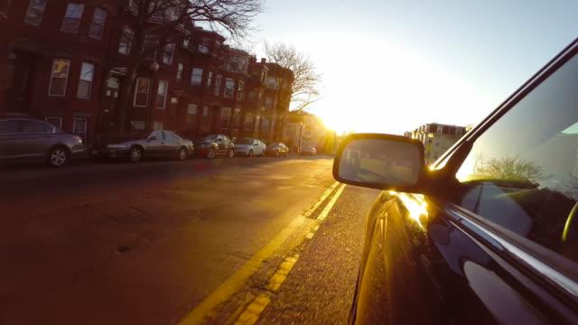 Fahren in der Stadt