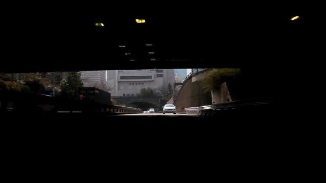 Autofahren in Tokio