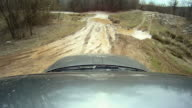HD: Driving Off-Road