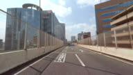 Driving on the highway -4K-