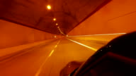 Driving on the highway with on-board camera