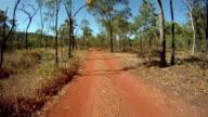 HD: Fahren Sie durch das'Outback