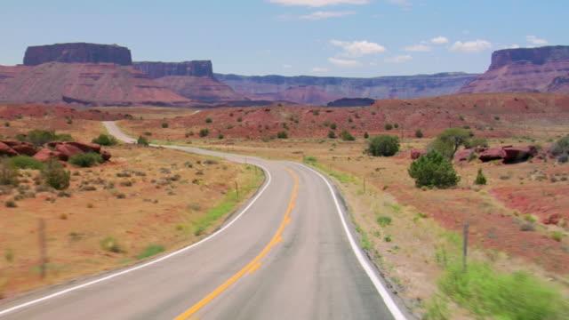 Driving Through Scenic Views