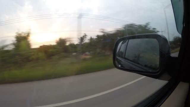 Time Lapse di guida