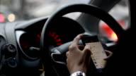 driving using smartphone