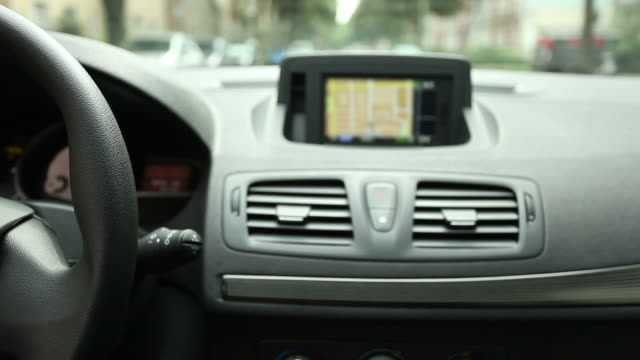 Driving with Navigation System