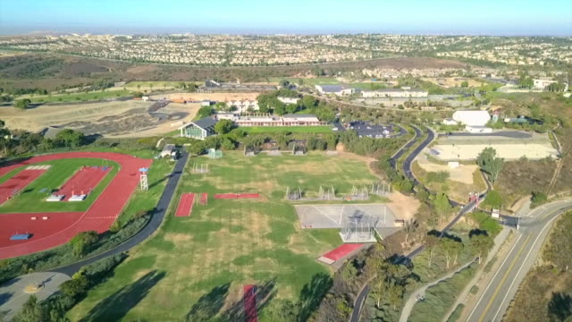 KSWB Drone POV Chula Vista Elite Athlete Training Center