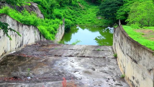 Dürre-Staudamm