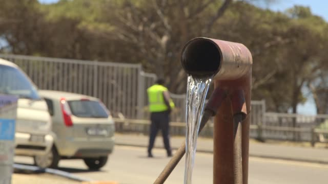 Drought stricken Cape Town is drilling dozens of boreholes to keep essential services like hospitals functioning in the event of Day Zero the day in...