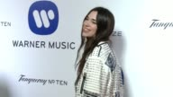 Dua Lipa at Warner Music Group Grammy After Party 2016 in Los Angeles CA