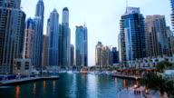 Dubai timelapse