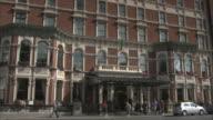 Dublin's iconic Shelbourne Hotel.