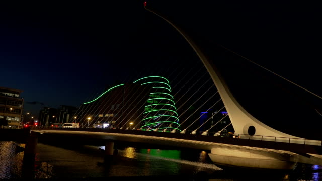 Dublin-Samuel Beckett Bridge