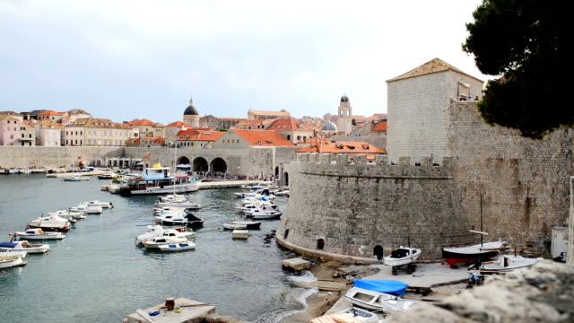 Dubrovnik oude stad stadsgezicht