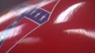 KTXL 'Dukes of Hazzard' Fan Sprint Car Racer Keeps Confederate Flag Display