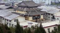 Dukezong Temple, Shangri-La, Yunnan, China