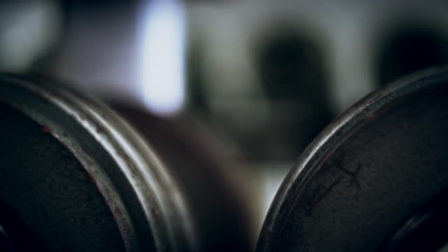 Dumbbells sports and fitness weight training equipment