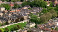 Duncombe Park  - Aerial View - England,  North Yorkshire,  Ryedale District,  United Kingdom