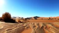 Dune landscape in the namib desert