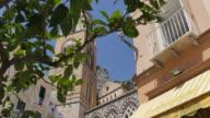 Duomo di Amalfi and statue on Duomo Piazza, Amalfi, Costiera Amalfitana (Amalfi Coast), UNESCO World Heritage Site, Campania, Italy, Europe