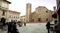 Duomo in Piazza Grande, Montepulciano