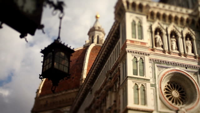 Duomo Santa Maria Del Fiore in Florence Video HD