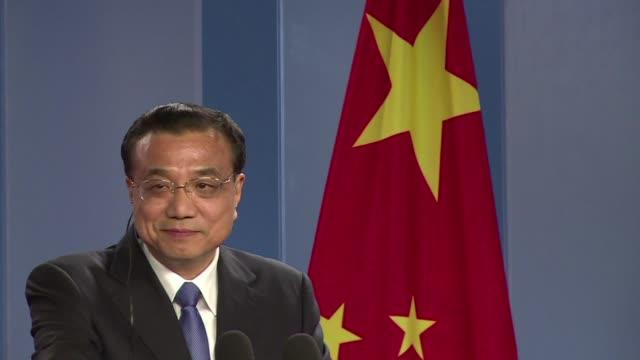 Durante un encuentro con el presidente de Colombia el primer ministro de China aseguro estar atraido por las posibilidades de inversion que se...