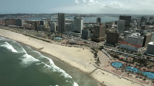 Durban aerial.