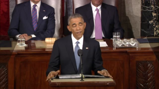 During 2015 State of the Union address President Obama touted ongoing negotiations with Iran saying he would veto further sanctions