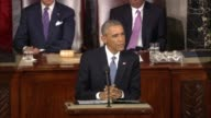 During 2015 State of the Union address President quotes earlier speech about national unity one 'that gave someone like me a chance'