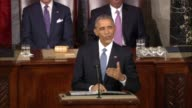 During 2015 State of the Union address President says he is 'first one to admit' that trade creates opportunities for research and development