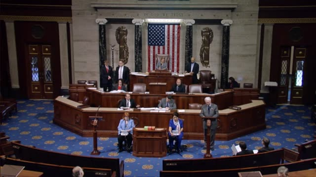 During one minutes on the House floor a day after colleagues were shot at practicing for a charity baseball games members spoke about invective and...