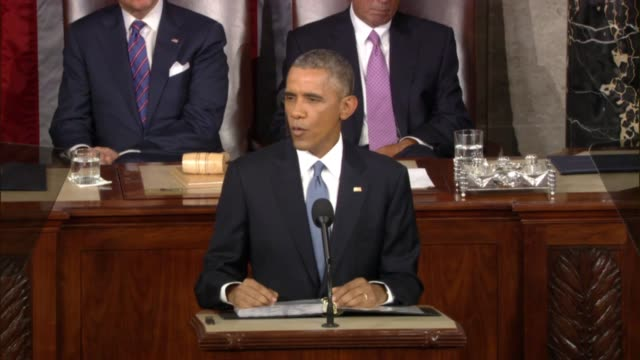 During State of the Union address President suggests best foreign policy is combining military power with diplomacy