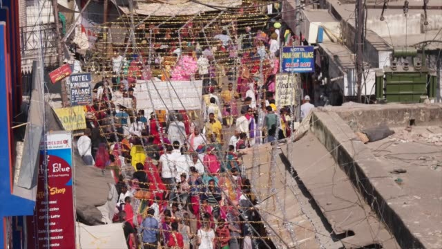 During the later half of Pushkar Fair religious activities dominate the scenario and devotees take dips in the holy 'Sarovar' lake as the sacred...