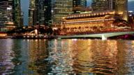Dusk over Singapore