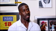 Dwain Chambers interview Dwain Chambers SOT far from retired / will take rest of season off then readdress for next year 2012 is possibility but you...