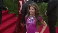 Dylan Lauren at 'China Through The Looking Glass' Costume Institute Benefit Gala Arrivals at Metropolitan Museum of Art on May 04 2015 in New York...