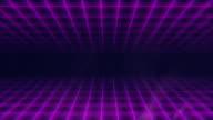Dynamischen Retro Hintergrund Muster