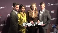 'Dynasty' cast at The Paley Center For Media's 11th Annual PaleyFest Fall TV Preview of 'Dynasty' on September 09 2017 in Beverly Hills California