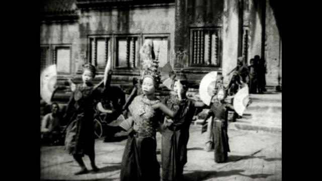 Earliest known film of Angkor Wat shot by Travelogue pioneer Burton Holmes