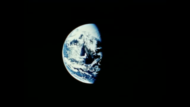 / earth as seen from space Planet Earth as seen from space on January 01 1971 in In Space