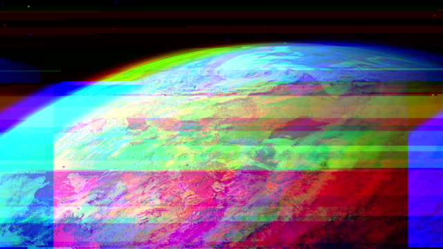 earth from satellite