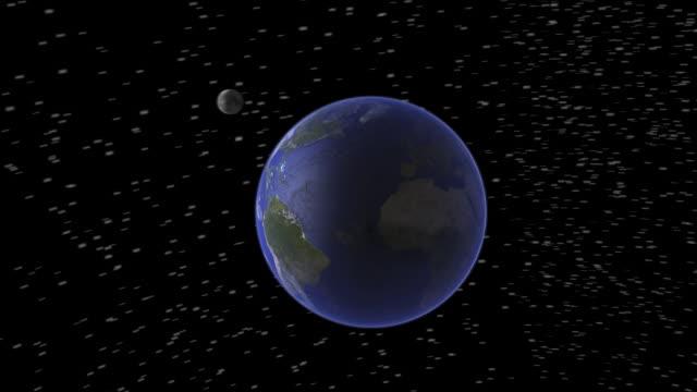 Erde Landing