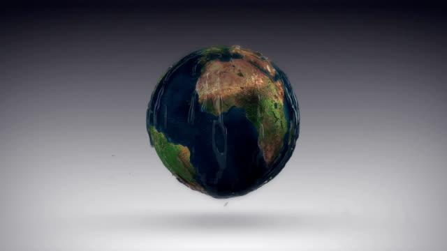 Earth Rain