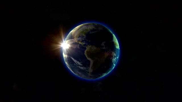 Earth Timelapse