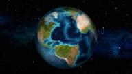Earth Zoom In - Jamaica - Kingston