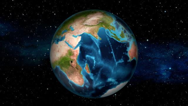 Earth Zoom In - Tanzania - Dodoma