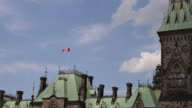 East Block of Canada's Parliament Buildings