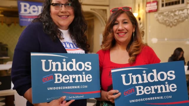 hispanic singles in sanders Half of the members of the congressional hispanic caucus have support sanders' single-payer a democratic pac is raising money off.
