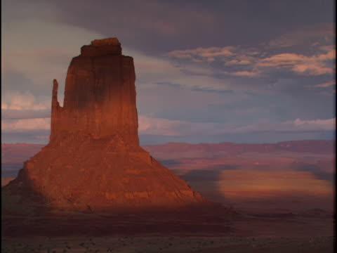 WS, East Mitten Butte, Monument Valley, Arizona, USA